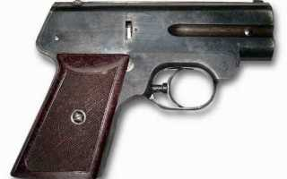 Пистолет МСП / «Гроза». Обзор, фото, характеристики, видео.