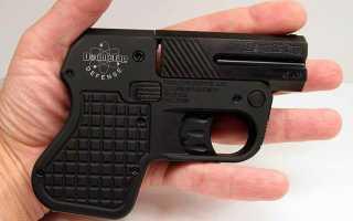 Пистолет Dlask Arms DAP — 601