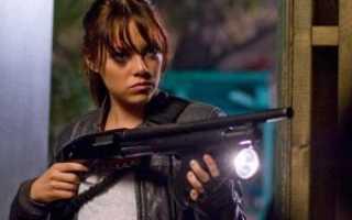 Гладкоствольный пистолет: короткоствольный помповый револьвер, нарезное ружье для самообороны, винтовка с гладким стволом