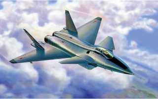МиГ 1.44 МФИ — прототип многофункционального истребителя, первый советский проект самолетов пятого поколения, летные характеристики