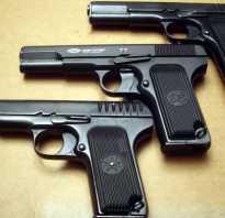 Пневматический пистолет МР — 656К (пневматический ТТ)