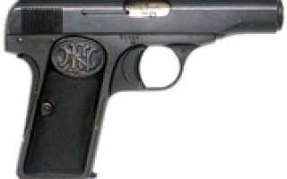 FN Browning M1910/M1922