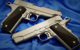 Обучение на травматическое оружие