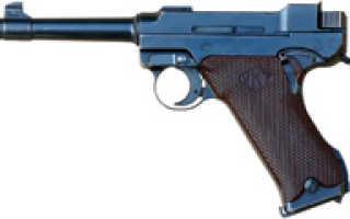 Пистолет Лахти Л — 35 (Lahti L — 35)