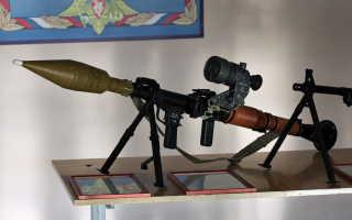 РПГ 7, устройство оружия и ТТХ: заряд, боеприпасы и прицельная дальность, характеристики реактивного противотанкового патрона, как стрелять и целиться