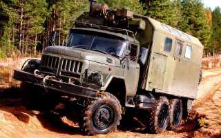 Грузовик ЗИЛ-131: характеристики, описание, фото, видео..
