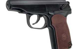 Служебный пистолет ИЖ — 71 (МР-71)