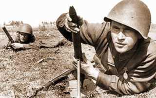 Лопата-гранатомет «Вариант». Обзор, фото, характеристики, видео.