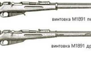 НСД-38. Винтовка образца 1891/30. 1941 год