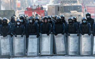 Крымский «Беркут». Они вернулись домой.