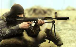 Снайперская Винтовка Укороченная / СВУ-А / ОЦ-03 / ОЦ-3А. Обзор, фото, видео, характеристики.