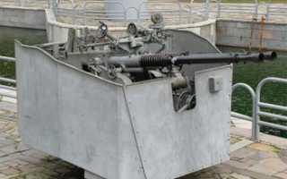 В-11: спаренная зенитная пушка, 37-мм. Детальные фото