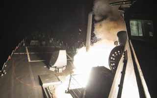 США нанесли вероломный удар по Сирии.