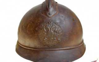 Обзор экспериментального шлема М 1929