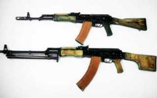 В мире огнестрельного оружия