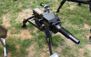АГС-30 Пламя, описание и ТТХ автоматического станкового гранатомета, состав расчета и правила стрельбы, калибр и модификации боеприпасов