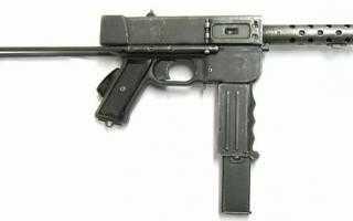 Пистолет — пулемет MAT 49