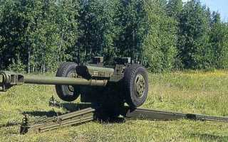 Фото: 122-мм гаубица Д-30