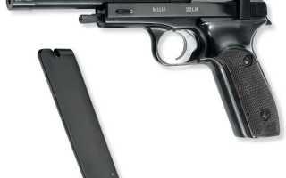 Описание пистолета «Дрель»