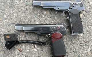 Бесшумный пистолет Стечкина АПБ: характеристик, описание, фото, видео.
