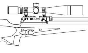 Ремонт пневматической винтовки Horhe Jager (Егерь): конструкция, уход, чистка, смазка, разборка, обработка