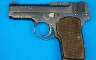 Инструкция к пистолету Коровина