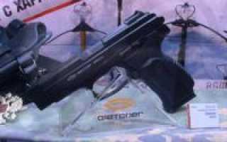 Пневматический пистолет Ярыгина (МР 655К, Грач): характеристики, комплектация, сборка, разборка, устройство и схема, цена