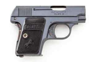 .45 Automatic Pistol 1908