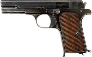 Пистолет Фроммер 37М (Frommer 37M)