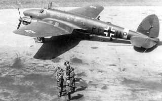 Heinkel he. 111: бомбардировщик хейнкель, самолёт второй мировой, конструкция, технические характеристики (ттх)