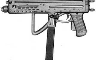 Пистолет — пулемёт Луиджи Франчи ЛФ — 57 (Luigi Franchi LF — 57)