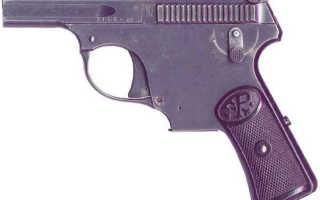 Карманный пистолет Эрика (Erika)