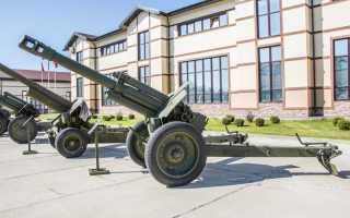 152-мм гаубица МД-1. Фото подборка №2