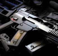 Hk g36: винтовка heckler&koch, история создания, конструкция, модификации, эксплуатация, характеристики (ттх)