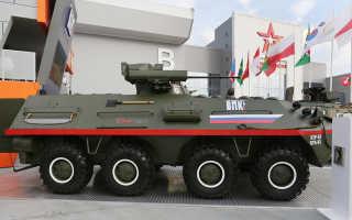 Топ-10 новейших образцов оружия и военной техники России