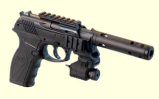 Пневматический пистолет Кросман C11 (Сrosman С11 & Сrosman С11 Tactical)