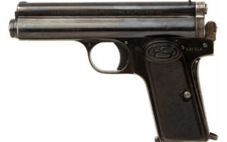 Пистолет Фроммер Лилипут (Frommer Liliput)