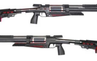 Новая PCP-винтовка ИР-715 «Афалина»