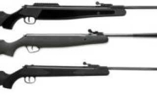 Пневматические винтовки смерш