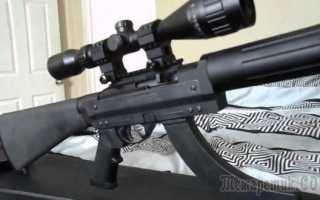 Карабин Remington 597 VTR CAMO: отзывы, цена, технические характеристики, обзор