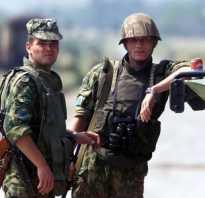 Морская пехота США теряет опытных ветеранов