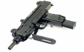 Обзор пневматического пистолета-пулемета Gletcher UZM (Глетчер УЗИ): характеристики, устройство, апгрейд, видео
